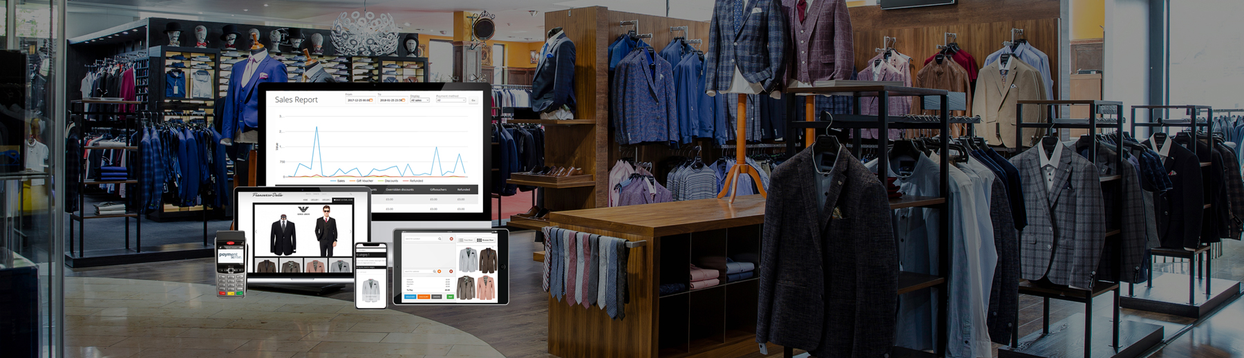 How does multichannel retailing benefit both merchants and customers?