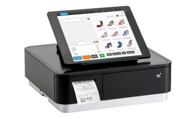 ePOS Windows 10, iPad or Android Tablets